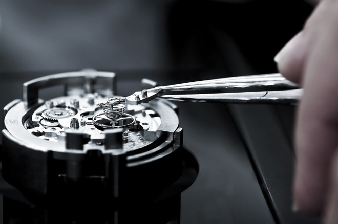 Sound mechanical engineering is pivotal to accurate operation. (Image: Tag Heuer)