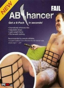 Ab Grill instant abs