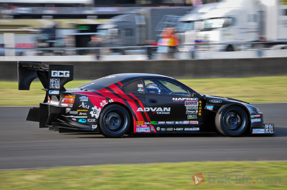 Scorch Racing S15