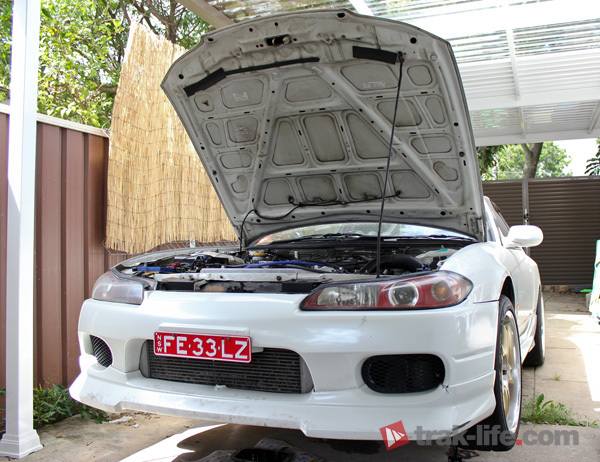 Pearl 200SX S15 downtime