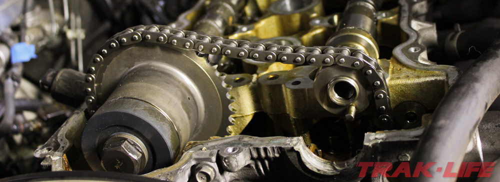 Pearl Build Timing Chain SR20DET