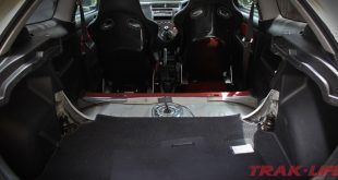 Honda Civic EP3 Type R rear seat removal feature