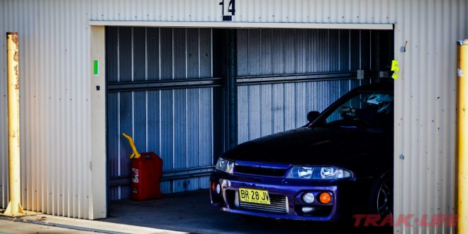 Where to Now with Fridge the R33 Skyline?