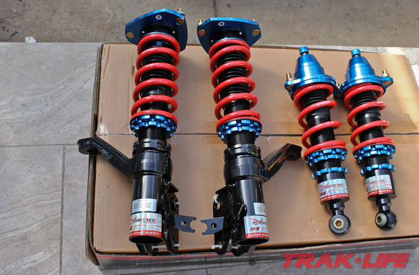 Hardrace H-S coilovers EP3