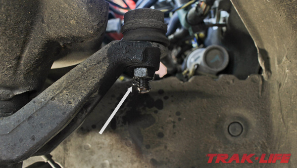 Honda Civic Type R Hardrace Coilover install