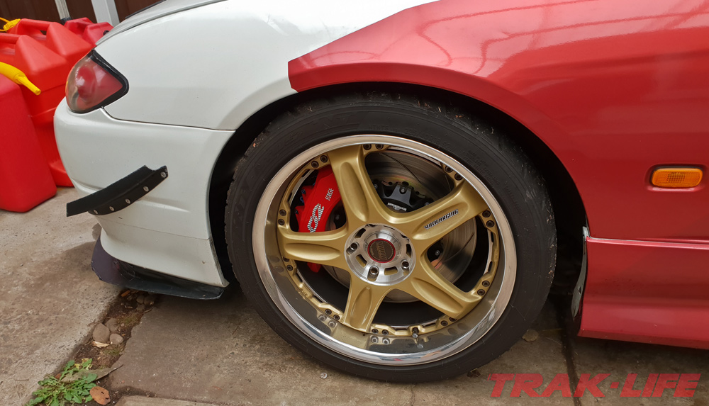 D2 Big Brake Kit Pearl S15